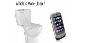 Smartphone Lebih Jorok dari Dudukan Toilet