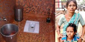 Suami Kurung Istri dan Putrinya di Dalam Toilet Selama 3 Tahun