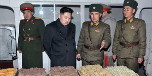 Tentara Korut Kelaparan, Wakil Komandan Dihukum Mati