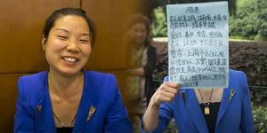 Wanita China Cari Jodoh Ganteng & Tajir di Taman
