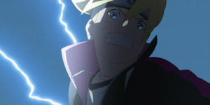 Boruto Kuasai Chidori di Trailer Boruto: Naruto The Movie