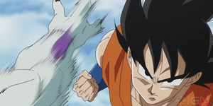 Goku Serang Balik Frieza di Trailer Dragon Ball Z: Resurrection F