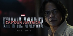 Ray Sahetapy Jadi The Auctioneer di Captain America: Civil War?