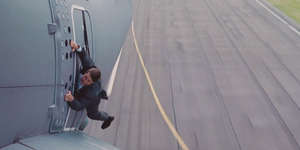 Adegan Paling Berbahaya Tom Cruise di Mission Impossible: Rogue Nation