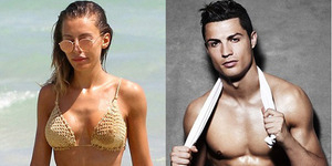 Alessia Tedeschi Sebut Cristiano Ronaldo Pemain Terseksi