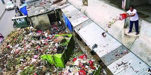 Buang Sampah Sembarangan di Timika Didenda Rp 25 Juta