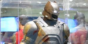 Foto Armor Baru Batman di Batman v Superman: Dawn of Justice