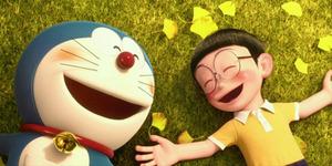 Nobita and The Birthday Tayang Maret 2016