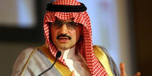Pangeran Saudi Alwaleed bin Talal Sedekah Rp 427 Triliun