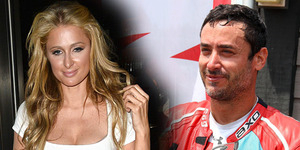 Paris Hilton Dilamar Johnny Rock Page Lewat Tulisan di Langit