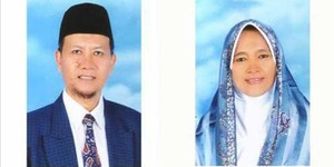 Pasutri di Balikpapan Maju Jadi Calon Walikota dan Wakil Walikota
