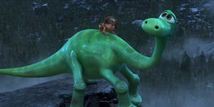 Persahabatan Dinosaurus & Manusia di Trailer The Good Dinosaur
