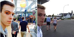 Rangkaian Foto Selfie Pria Jomblo Ngenes