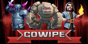 Tips Serangan GoWiPe di Clash of Clans