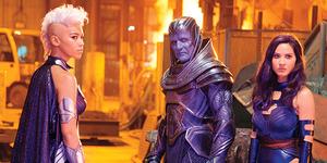 Bocoran Foto Terbaru Behind The Scene X-Men: Apocalypse