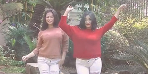 Duo Serigala Hot & Cantik di Video Lirik 'Tusuk-Tusuk'
