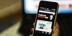 Kini Hacker Bisa Retas Android Lewat SMS