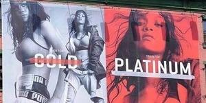 Rihanna Tampil Hot di Iklan Puma