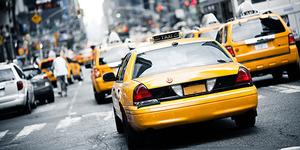 Sopir Taksi di New York Kepergok Nonton Film Porno