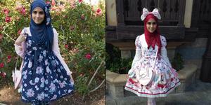 Tren Lolita, Gaya Berpakaian Muslim Imut Ala Jepang