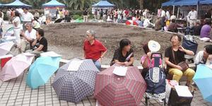 Uniknya Pasar Jodoh Tiongkok, Ajang Orangtua Cari Calon Menantu
