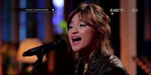 Video Marshanda Nyanyi Lagu Religi 'Akhirnya' Bikin Merinding