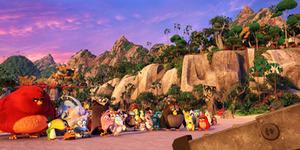 3 Desain Menggemaskan Film Angry Birds