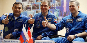 Astronot Denmark ke Antariksa Pakai Sepeda