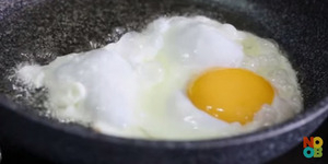 Cara Bikin Telur Goreng Krispi