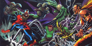Film Musuh Spider-Man 'Sinister Six' Siap Digarap