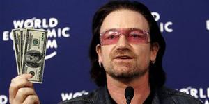 Hasil Investasi Facebook Vokalis U2 Lebih Besar Dari Karyanya!