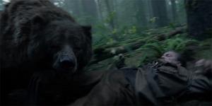 Leonardo DiCaprio Diserang Beruang Ganas di Trailer The Revenant