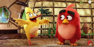 Red Berwajah Kesal di Trailer The Angry Birds