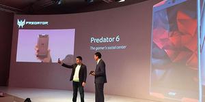 Spesifikasi Smartphone Spesialis Gaming Acer Predator 6