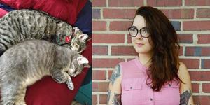 Tidur Sama Kucing, Vagina Michelle Sakit Kemasukan Bulu