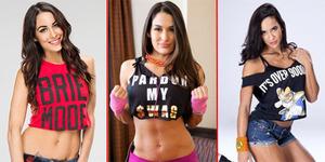 6 Wanita Cantik  Yang Menjadi Diva WWE