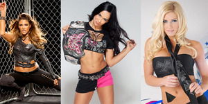 8 Pegulat Seksi Arena Ring WWE Yang Tak Boleh Dilewatkan
