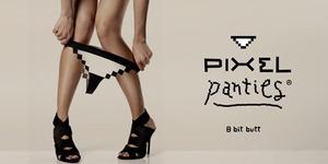 Desainer Portugal Buat Underwear Nuansa Game Unik