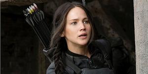 Foto Katniss Datangi Presiden Snow di The Hunger Games: Mockingjay Part 2