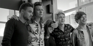 One Direction Usung Nuansa Hitam Putih di Video Klip Perfect