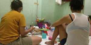 Pasangan Lesbi Pesta Sabu di Perumahan Dosen ITS Ditangkap