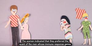 Penjelasan Ilmiah 'Rasa Suka Antara Pria Dan Wanita'