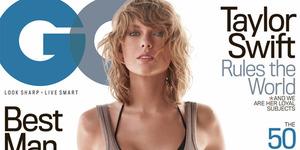 Taylor Swift Ekspos Bikini Seksi di Majalah GQ