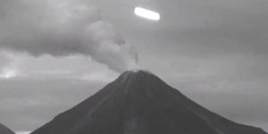 Video Penampakan UFO di Gunung Meksiko