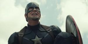 Captain America: Civil War Rilis 2 Poster Iron Man VS Captain America