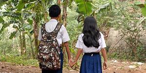Cewek SMP Bolos Sekolah, Main Seks Sama Pacar 4 Jam!