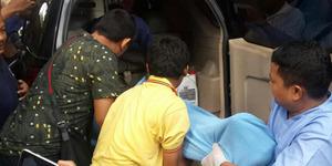Dor! Pemerkosa di JPO Cipinang Terpaksa Ditembak Mati