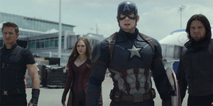 Duel Captain America-Iron Man di Trailer Captain America: Civil War