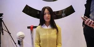 Inilah Robot Terseksi di Dunia Geminoid F