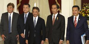 Penting, Ini Hasil Pertemuan Presiden Jokowi dengan FIFA